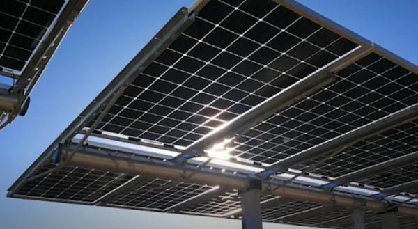 Bifacial solar panel ไบเฟเชี่ยล แผงโซล่าเซล 2 หน้า