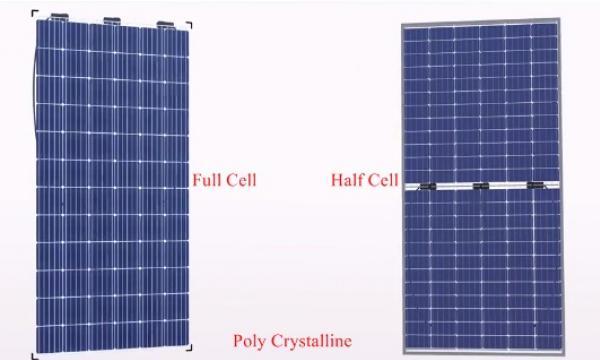 แผงฮาล์ฟเซล Half-cut cells คืออะไร